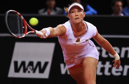 Стосур опустилась на восьмое место в рейтинге WTA