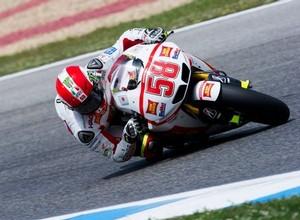 MotoGP. Симончелли стал лучшим на тестах в Эшториле