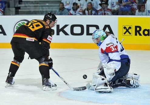 ЧМ. Германия по буллитам побеждает Словению