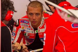 MotoGP. Росси и Хэйден остались довольны тестами в Португалии