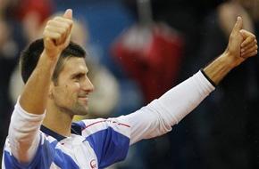 """Джокович: """"Я не уверен, что смогу выиграть все матчи на грунте"""""""