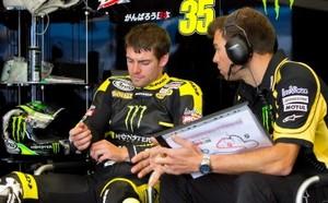 """MotoGP. Кратчлоу: """"Незначительные изменения сделали байк быстрее"""""""