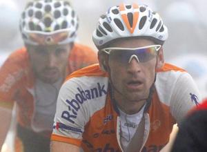 Велоспорт. Окончательный состав Geox-TMC на Джиро д'Италия