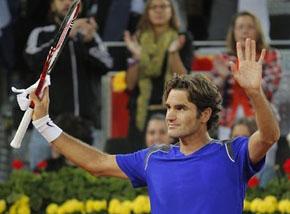 """Федерер : """"Я мог и проиграть сегодня"""""""