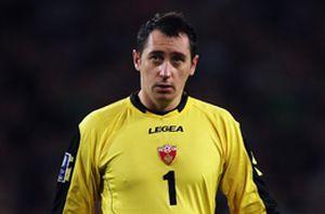 Вратарь Дебрецена дисквалифицирован на два года за подкуп