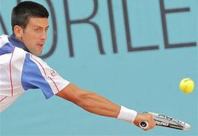 Джокович о своем выходе в четвертьфинал
