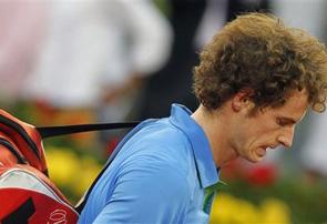 Мюррей зачехляет ракетку в Мадриде