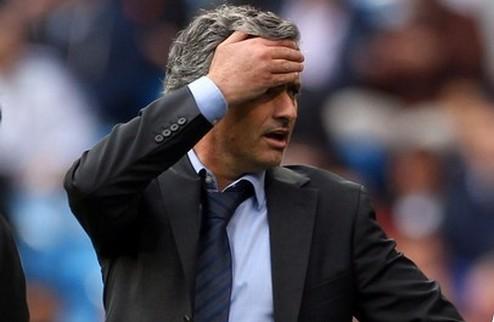 Официально: Моуриньо дисквалифицирован на пять матчей