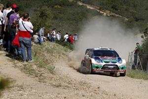 """WRC. """"Хирвонен еще может победить"""""""