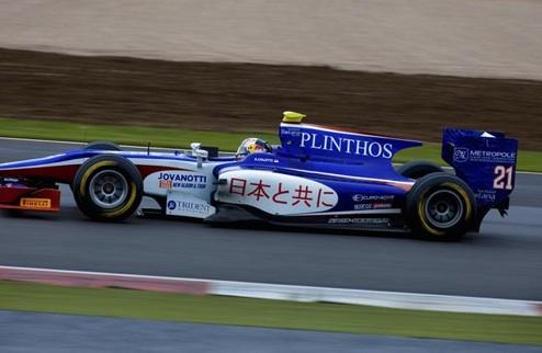 GP2. Гран-при Турции. Колетти победил во второй гонке