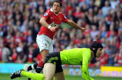 Манчестер Юнайтед – почти чемпион Англии! + ВИДЕО