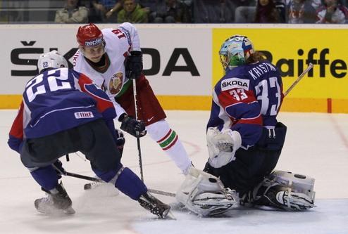 ЧМ. Словения и Австрия покидают топ-дивизион