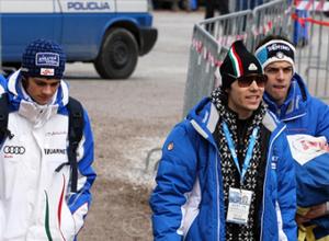 Прыжки с трамплина. Италия огласила состав сборной