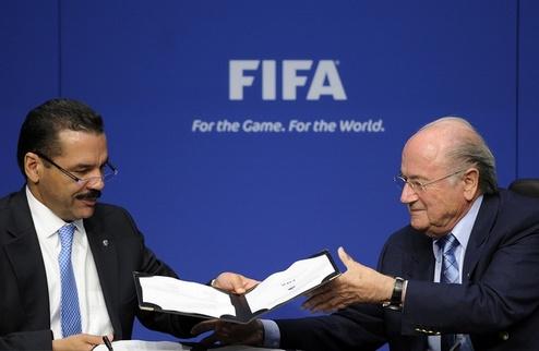 ФИФА будет сотрудничать с Интерполом