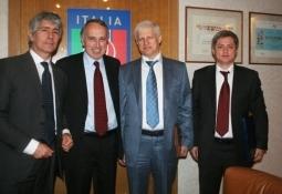 РФС — ФФ Италии: подписан договор о сотрудничестве