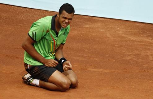 Тсонга сильнее в битве бывших финалистов Australian Open