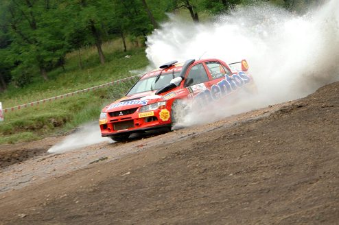 Mentos Ascania Racing стартует на Ралли Мариуполь
