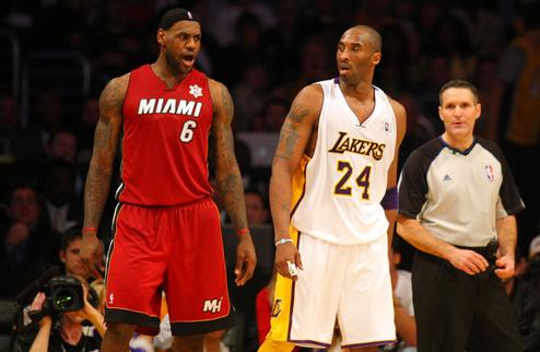 НБА назвала символические пятерки