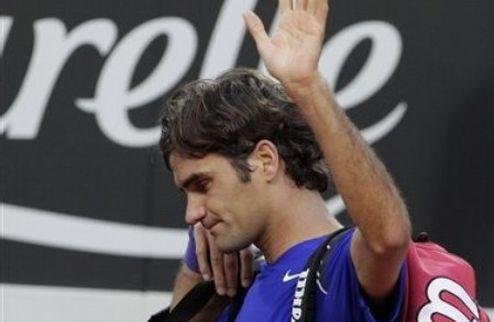 Рим (АТР). Федерер зачехляет ракетку