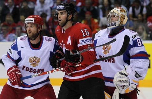 ЧМ. Россия минимально побеждает Канаду