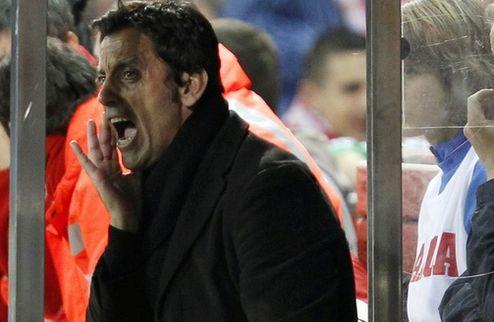 Флорес прощается с Атлетико