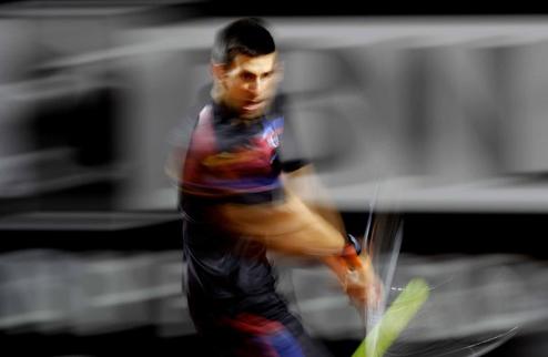 Джокович побеждает Мюррея в лучшем грунтовом матче года