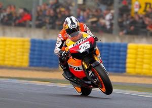 """MotoGP. Педроса: """"Нужно быть внимательным с самого начала"""""""