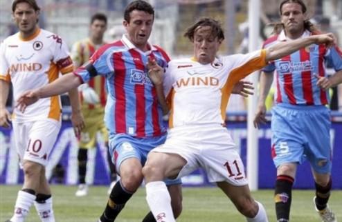 Рома — вне Лиги чемпионов, Сампдория покидает Серию А + ВИДЕО