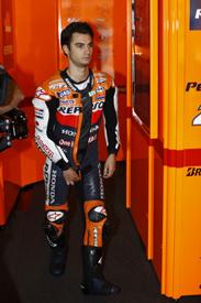 MotoGP. Педроса вновь сломал ключицу