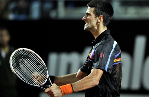 Джокович вновь побеждает Надаля и завоевывает титул в Риме