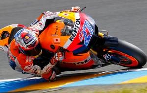 """MotoGP. Стоунер: """"Мои мысли сейчас только о Педросе"""""""