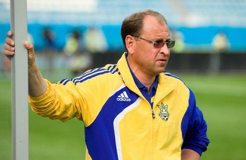 Яковенко назвал предварительный список футболистов на ЧЕ-2011