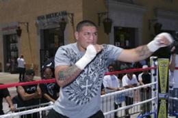 Арреола выйдет на ринг 27 мая