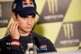 Moto GP. Педроса: участие в гонке в Барселоне под вопросом