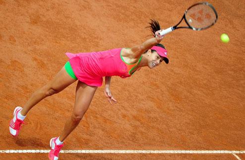 Иванович снялась с турнира в Страсбурге