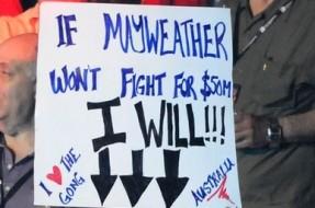 "Мейвезер: ""Я готов к бою с Паккьяо"""