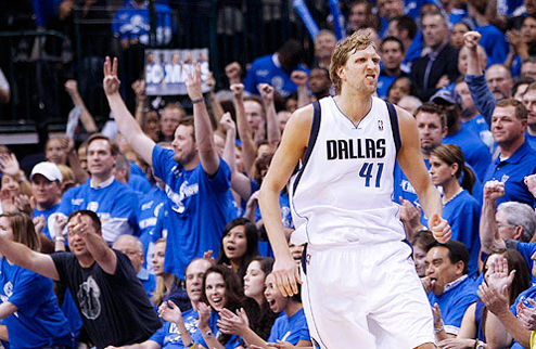 НБА. Даллас перестрелял Оклахому