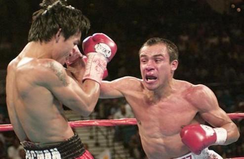 Маркес подписал контракт на бой с Паккьяо