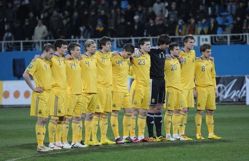 Рейтинг ФИФА: Украина сохранила свою позицию
