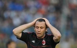 Кассано может покинуть Милан