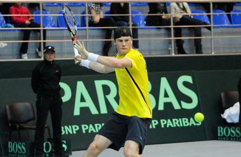 Марченко зачехлил ракетку в отборе к Ролан Гаррос