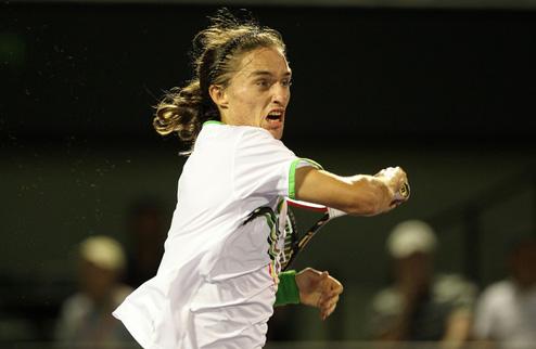 Долгополов одолел Феррера и вышел в полуфинал в Ницце