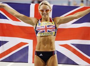 Легкая атлетика. Мидоус подтвердила участие в Англии