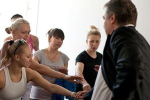 Женская сборная отправилась в Польшу