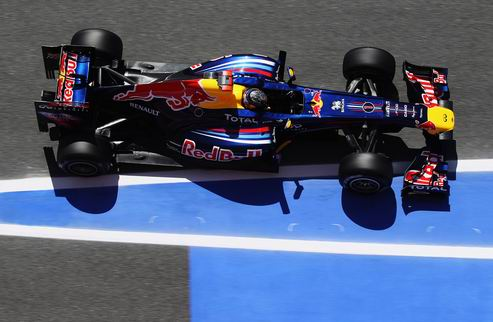Гран-при Испании. Квалификация. Онлайн