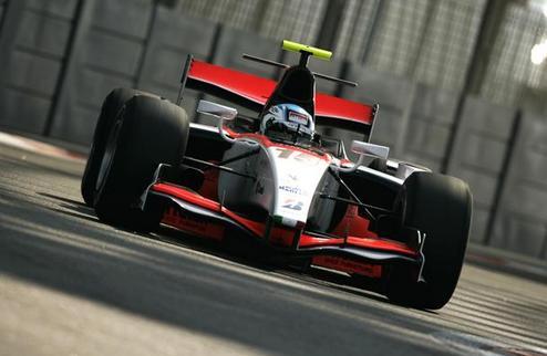 GP2. Гран-при Испании. Фабио Леймер выигрывает спринт