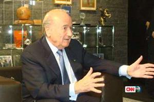 """Блаттер: """"ФИФА – не коррумпированная организация"""""""