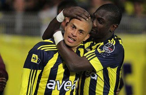 Фенербахче выиграл чемпионат Турции