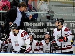 Знарок — больше не тренер Латвии