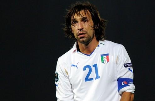 Балотелли и Пирло возвращаются в состав сборной Италии